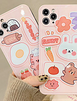 cheap -Phone Case For Apple Back Cover iPhone 12 Pro Max 11 SE 2020 X XR XS Max 8 7 Waterproof Shockproof Cartoon TPU