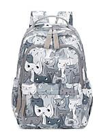 cheap -SchoolBagCartoon LargeCapacity AnimalsDaypackBookbagLaptopBackpackwithMultiplePocketsforMenWomenBoysGirls