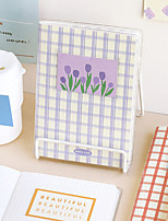 cheap -Floral Journal Notebook back to school gift office Diary Planner Agenda Sketchbook Suitable