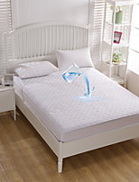 cheap -Amazon cross border fitted sheet with cotton simple mattress cover Hotel ultrasonic quilted waterproof bedspread diaper