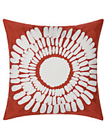 cheap -Christmas Color nordic simple ins embroidery pillowcase sofa cushion cover office chair geometric backrest pillow