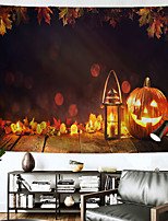 cheap -Halloween Wall Tapestry Art Decor Blanket Curtain Hanging Home Bedroom Living Room Decoration Polyester