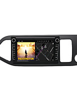 cheap -Android 9.0 Autoradio Car Navigation Stereo Multimedia Player GPS Radio 8 inch IPS Touch Screen for Kia Morning right-hand dirve 2011-2015 1G Ram 32G ROM Support iOS System Carplay