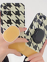 cheap -Phone Case For Apple Back Cover iPhone 12 Pro Max 11 SE 2020 X XR XS Max 8 7 Shockproof Dustproof Ring Holder Graphic TPU