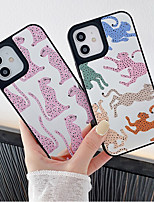 cheap -Phone Case For Apple Back Cover iPhone 12 Pro Max 11 SE 2020 X XR XS Max 8 7 6 Shockproof Dustproof Graphic TPU