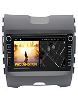 cheap -Android 9.0 Autoradio Car Navigation Stereo Multimedia Player GPS Radio 8 inch IPS Touch Screen for Ford EDGE 2015-2017 1G Ram 32G ROM Support iOS System Carplay