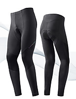 cheap -Men's Cycling Tights Cycling Pants Winter Bike Tights Thermal Warm Sports Black Clothing Apparel Race Fit Bike Wear Advanced Sewing Techniques / Stretchy