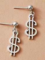 cheap -Women's Earrings Classic Fashion Stylish Elegant Fashion Classic Sweet Earrings Jewelry Silver For Christmas Anniversary Birthday Prom 1 Pair