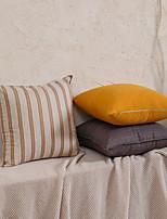 cheap -simple linen sofa pillow bedside cushion living room pillow chair back cushion car lumbar pillow pillowcase customization