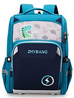 cheap -School Bag Cartoon LargeCapacity Animals Daypack Bookbag Laptop Backpack with Multiple Pockets for Men Women Boys Girls