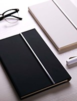 cheap -Faux Leather PU Journal Notebook back to school gift office Diary Planner Agenda Sketchbook Suitable