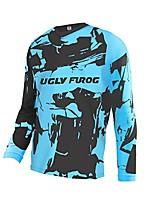 cheap -mens downhill jersey rage mtb cycling top cycle long sleeve motocross mountain bike shirt