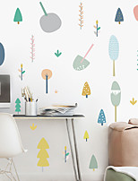 cheap -Cartoon Wall Stickers Living Room /KidsRoom&kindergarten Removable PVC Home Decoration Wall Decal 1pc 40*60CM