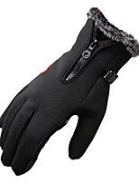 cheap -Ski Gloves Snow Gloves for Women Men Touchscreen Thermal Warm Waterproof Nylon Full Finger Gloves Snowsports for Cold Weather Winter Skiing Snowboarding