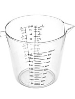 cheap -Plastic Measuring Jug, Measuring Cup Jugs for Baking Cooking,300ML, 600ML, 1000ML, Easy to Read Measurements, Cook with Accuracy