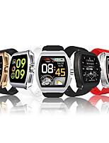 cheap -C1 Smartwatch Fitness Running Watch Bluetooth Pedometer Sleep Tracker Heart Rate Monitor Long Standby Compass Call Reminder IP68 46mm Watch Case for Smartphone Men Women