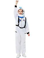 cheap -Uniforms Cosplay Costume Kid's Boys' Halloween Halloween Halloween Festival / Holiday Terylene Orange / White Easy Carnival Costumes Solid Color / Leotard / Onesie / Hat
