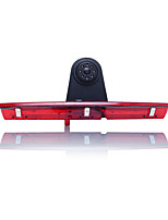 cheap -PZ466 976(H)×592(V) CCD 170 Degree Rear View Camera Waterproof Plug and play for FORD Transit brake light camera use for 2014-2015  MODEL Car