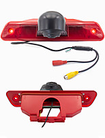 cheap -PZ465 976(H)×592(V) CCD 170 Degree Rear View Camera Waterproof Plug and play for Type:Brake Light Camera For Citroen Jumpy/Peugeot Expert/ Toyota Proace 2007 - 2016 Car