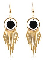 cheap -Women's Earrings Stylish Sweet Earrings Jewelry Silver / Gold For Street Gift 1 Pair