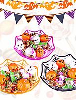 cheap -Halloween Decoration Spider Fruit Plate Dish Creative Candy Biscuit Fruit Basket Bar KTV Supplies