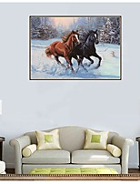 cheap -DIY 5D Diamond Painting Wall Home Decor Decoration Kits Animal Horse Landscape for Adults Kids