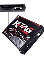 cheap -EU version KTAG V7.020 V2.25 2.23 Red Board Auto ecu Programming tools No Tokens Limitation
