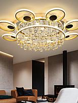 cheap -2-Light 3-Light 4-Light 600 cm Unique Design Flush Mount Lights Stainless Steel Nordic Style 110-120V 220-240V