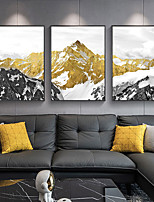cheap -Wall Art Canvas Prints Painting Artwork Picture Landscape Mount Home Decoration Dcor Rolled Canvas No Frame Unframed Unstretched