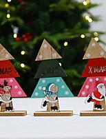 cheap -Christmas Decorations Christmas Sock Gift Bag Santa Claus Candy Jar Bag Christmas Tree Ornaments