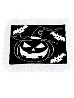cheap -Halloween Placemats Household Tablecloths Table mats Insulation Dining Tables Restaurant Decorations Holiday Decorations