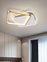 cheap -45 cm Pendant Lights Lantern Design Flush Mount Metal Painted Finishes LED 220-240V