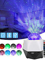 cheap -Projector Light Remote Controlled Smart App Control Nebula Projector Party Bedroom RGB