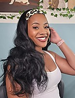 cheap -long wave headband wigs synthetic glueless body wavy headband wig for black women natural looking curly headband wig easy to wear 24inches