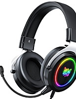 cheap -X10 Gaming Headset USB 3.5mm Audio Jack PS4 PS5 XBOX Ergonomic Design Retractable Stereo for Apple Samsung Huawei Xiaomi MI  Everyday Use PC Computer Gaming