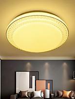 cheap -LED Ceiling Light 48 cm Dimmable Flush Mount Lights Metal Modern Style LED 110-240 V