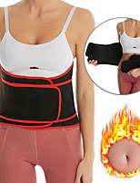 cheap -Women Waist Trainer Sauna Sweat Belt Tummy Control Belt Body Shaper Belt Weight Loss Corset Waist Trimmer Shapewear