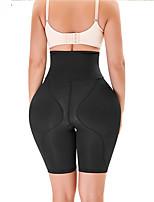 cheap -Butt Lifter Shapewear Waist Tummy Control Bodysuit Underwear Shaper Pad Control Panties Fake Buttocks Lingerie Thigh Slimmer