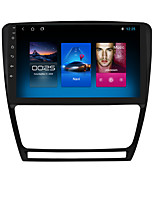 cheap -For Volkswagen Octavia 2008-2013 Android 10.0 Autoradio Car Navigation Stereo Multimedia Car Player GPS Radio 10 inch IPS Touch Screen 1 2 3G Ram 16 32G ROM Support iOS Carplay WIFI Bluetooth 4G