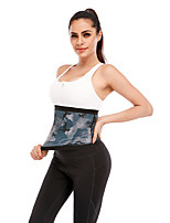 cheap -Sauna Suit Sauna Belt Sports Yoga Fitness Gym Workout Stretchy Durable Tummy Control Hot Sweat For Women