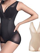 cheap -Women Shapewear Belly Suit Underbust Women Body Shaper Slimming Underwear Vest Bodysuits Jumpsuit