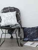 cheap -Modern Minimalist Canvas Pillowcase Digital Printing Marble Texture Cushion Cover Wear-resistant Pillowcase