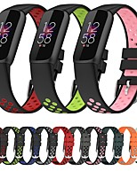 cheap -Smart Watch Band for Fitbit Sport Band Silicone Replacement  Wrist Strap for Fitbit Luxe
