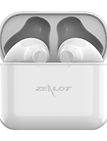 cheap -ZEALOT T3 True Wireless Headphones TWS Earbuds Bluetooth5.0 with Charging Box Low Latency Gaming Wireless Earbuds in Ear for Apple Samsung Huawei Xiaomi MI  Yoga Fitness Running Mobile Phone