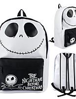 cheap -School Bag Halloween Christmas Daypack Bookbag Laptop Backpack with Multiple Pockets for Men Women Boys Girls 46*33*16cm