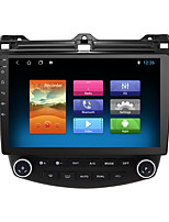 cheap -For Honda Accord 2008-2013 Android 10.0 Autoradio Car Navigation Stereo Multimedia Car Player GPS Radio 10 inch IPS Touch Screen 1 2 3G Ram 16 32G ROM Support iOS Carplay WIFI Bluetooth 4G