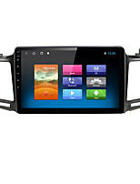 cheap -For Toyota RAV4 2013-2017 Android 10.0 Autoradio Car Navigation Stereo Multimedia Car Player GPS Radio 10 inch IPS Touch Screen 1 2 3G Ram 16 32G ROM Support iOS Carplay WIFI Bluetooth 4G 2 Din