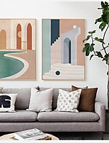 cheap -Wall Art Canvas Prints Painting Artwork Picture Abstract Still Life Home Decoration Decor Rolled Canvas No Frame Unframed Unstretched