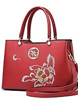 cheap -Women's Bags Top Handle Bag Shopping Going out Handbags Wine Yellow Blushing Pink Khaki