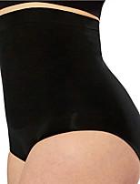 cheap -Fashion Ladies Shapewear Pure Cutton Slim Tummy Knickers Pants Underwear Women Solid High Waist Brief Girdle Body Shaper